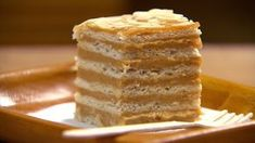 Hungarian Desserts, Hungarian Recipes, Hungarian Food, Cookie Dough Frosting, Torte Recepti, Russian Cakes, Happy Kitchen, Wedding Desserts, Winter Food