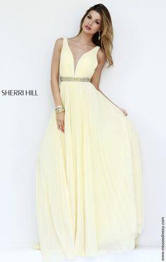 941a963ac995 Sherri Hill 11222 Dress - MissesDressy.com Cheap Sherri Hill Dresses,  Yellow Homecoming Dresses