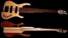 fotos de guitarras y bajos