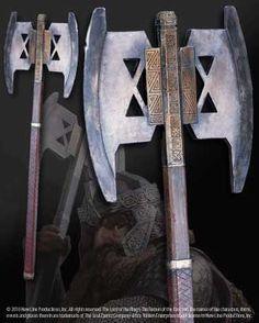 The Gimli™ Axe Product Detail