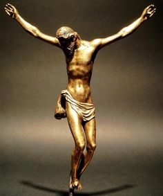 Christ crucified, mid-17th century