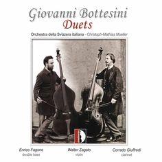 Walter Zagato - Bottesini: Duets