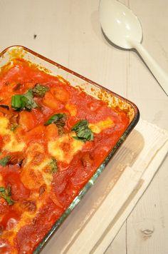 Gnocchi ovenschotel - Uit Pauline's Keuken