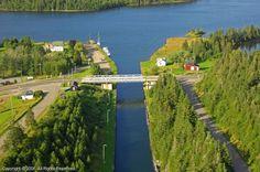 The canal stpeters :) O Canada, Canada Travel, Atlantic Canada, Atlantic Ocean, Beautiful Islands, Beautiful Places, Discover Canada, Cape Breton, Prince Edward Island
