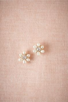 Sea Flora Posts in Shoes & Accessories Jewelry at BHLDN