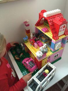Lego Duplo Haus und