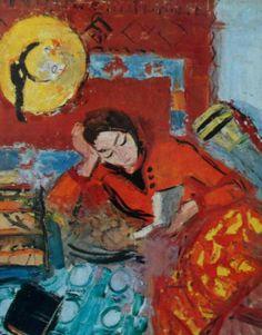 Interior with a Woman, Alexandru Ciucurencu