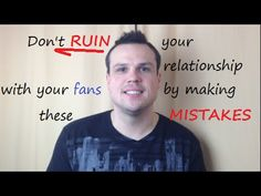 Many music artists ruin their reputation from the beginning and decrease their chances of ever making it in the music industry by making these silly mistakes that are easy to avoid. If you want to be successful with your music career, you must get focus on your music and build relationships with your fans. http://youtu.be/4Onae-vaCWE