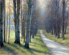portfolio of the oil landscape paintings and prints of artist John MacDonald of the Berkshires in Williamstown Massachusetts. John Mcdonald, Landscape Paintings, Landscapes, Paint Party, Cool Art, Awesome Art, Painting Inspiration, Art Gallery, Paisajes