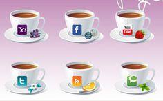 Coffee + Social Media = Love!