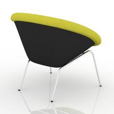 3d model walter knoll classic chair - Design Chair... by BenJaun