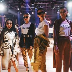 @aliabastamamkl gives us a lesson in urban simplicity with BAZAAR's white tee. Think subtle draping and luxe silks. #BAZAARFashionParty #BAZAAR150  via HARPER'S BAZAAR MALAYSIA MAGAZINE OFFICIAL INSTAGRAM - Fashion Campaigns  Haute Couture  Advertising  Editorial Photography  Magazine Cover Designs  Supermodels  Runway Models
