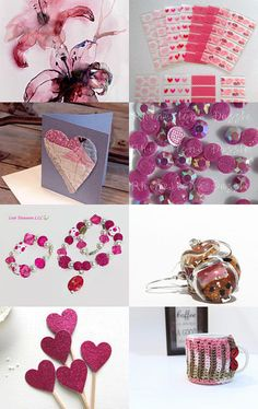In the pink by Stuart McWilliam on Etsy--Pinned with TreasuryPin.com
