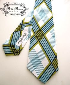 Cool ties for my little man by petitepeanut, $15.00