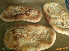 Chlebové posúchy s kváskom (fotorecept) - recept Hot Dog Buns, Food And Drink, Healthy Recipes, Bread, Ethnic Recipes, Hampers, Diet, Brot, Healthy Eating Recipes