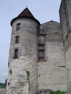 The Château des Valois, Cognac France
