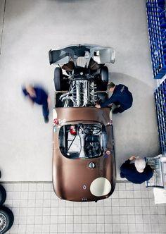 Jaguar C-Type #stunning
