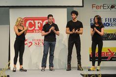 Premiazioni e Sfilate a FerExpo 2014 #Ferexpo #FieraDiBergamo Ente Fiera Promoberg