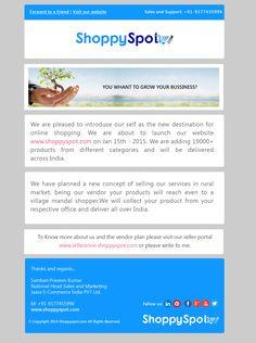 Hurry start selling on shoppyspot.com