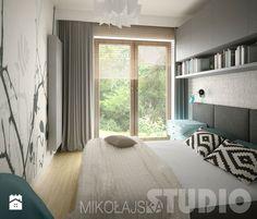Sypialnia design - zdjęcie od MIKOŁAJSKAstudio