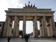 Portão de Brandenburgo- Berlim