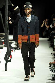 : Henrik Vibskov AW13 : Copenhagen Fashion Week Copenhagen Style, Copenhagen Fashion Week, Fashion Show, Normcore, Image
