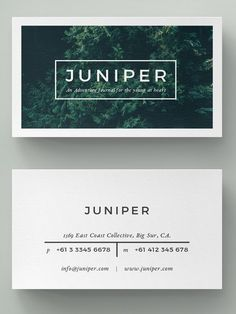 Beautiful Multipurpose Business Card Template, photo, sans serif, tyopgraphy, white, black, forest, woods, photography, lines, minimalist, brand identity