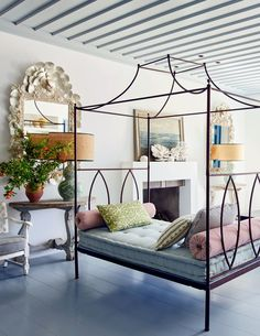 an airy daybed compl
