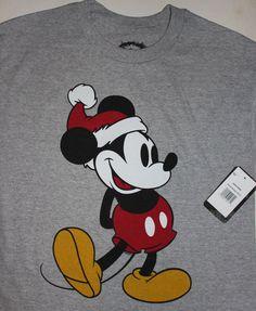 Shorts Mickey Mouse Disney Rotes T-Shirt