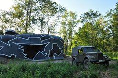 BS-2 Bunker & GAZ