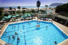 #Antalya - #AntalyaHotels - #Alanya - Blue Sky Hotel - http://www.antalyahotels724.com/alanya/blue-sky-hotel - Hotel Information:  Address: Azakoglu Sahil Sitesi Cumhuriyet Mahallesi, 07400 Alanya, Alanya        The all-inclusive Blue Sky Hotel boasts a personal stretch of sandy seashore alongside the Mediterranean Sea and a rooftop restaurant overlooking Alanya's Beach. It is P km from Alanya metropolis centre. All spacious rooms at Blue Sky Hotel a