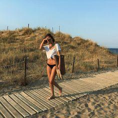 Veja looks praianos e se inspire para o verão!