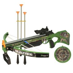NKOK RealTree 26-Inch Compound Crossbow Toy Set-834666 - Gander Mountain