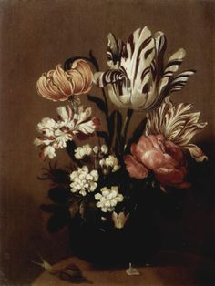 bollongier stilleven bloemen