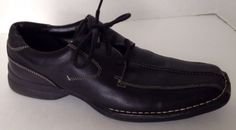 Kenneth Cole Shoes Mens Size 11 M Punch Ahead Oxford Black Lace Up Comfort 11M