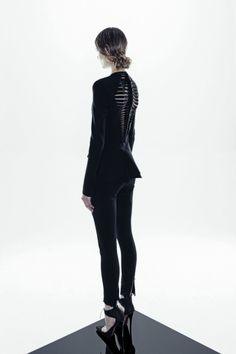 DION LEE, RESORT 12/13: this jacket is the stuff of dreams.