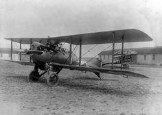 the development of airplanes was of great importance for battles in world war one. In early 1920s, they were more reliable and capable of flying longer times and distances.