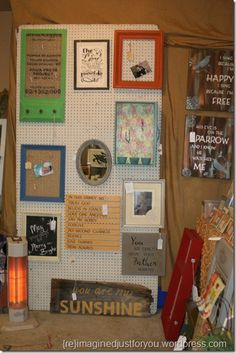 signs and wall art