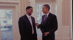 president obama denzel washington