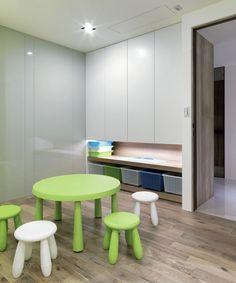 【親子兒童房設計500】15個從遊戲中學習的親子兒童房設計