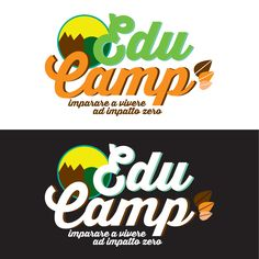 Logo per progetto Edu Camp campi estivi ecologici maggiori info a breve su: www.laboratorio8.it #educamp2015 #laboratorio8 #ecologia #vivereadimpattozero