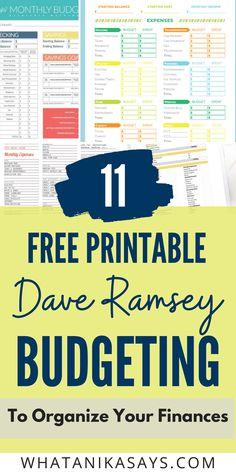 Budget Sheet Template, Printable Budget Sheets, Budget Worksheets Free, Free Printables, Planning Budget, Budget Planner, Money Budget, Money Tips, Dave Ramsey Budget Sheet