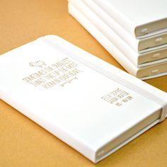 Classic Hardcover Moleskine Notebook - Red – Jenni Bick Bookbinding