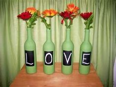 hmm something along these lines would be simple enough, Ill just save my wine bottles! :)