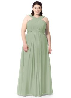 af461d92e20c0 Shop Azazie Bridesmaid Dress - Kaleigh in Chiffon. Find the perfect made-to-
