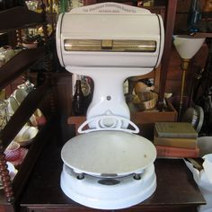 The Standard Computing Scale Co. 30 Lbs Cap Type 8159 No. 399539 w/ Platform picclick.com