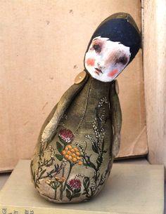 Fabric Doll [Gillian Lee Smith]