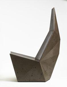 IVANKA x lotersztain QTZ concrete edition design miami 2016 designboom