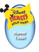 Disney Hopper Tickets- Disney Magic Your Way Tickets With Park Hopper
