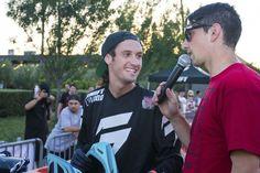 Between the Motos: Josh Hansen - Racer X Online Motocross Riders, Bikers, Athlete, Car, Automobile, Autos, Cars